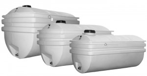 Large Double Wall Plastic Water Tanks