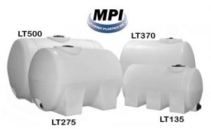 Plastic Leg Water Tanks