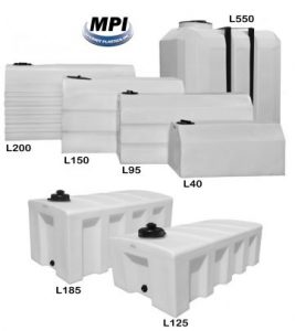 Plastic Loaf Water Tanks