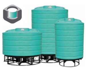 Cone Bottom Plastic Water Tank