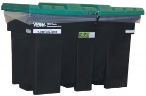 Oilfield Waste Bins