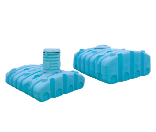 Plastic Burial Storage Tanks