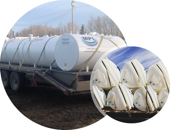 Steel and Chemical Tanks