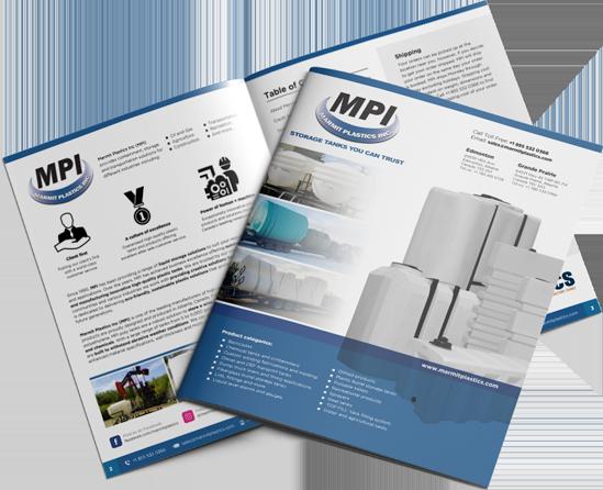 Marmit Plastics Inc product catalogue