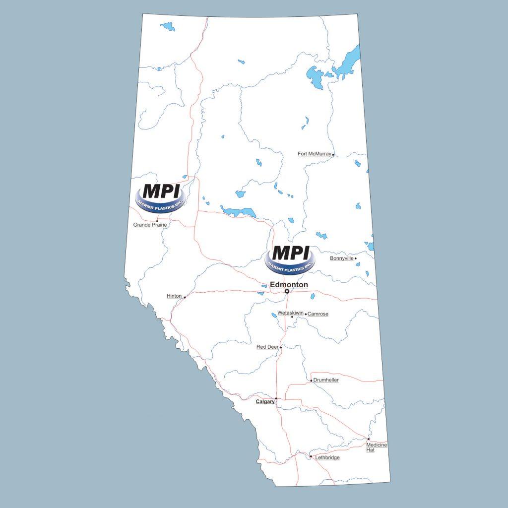 Marmit Plastics Inc location map